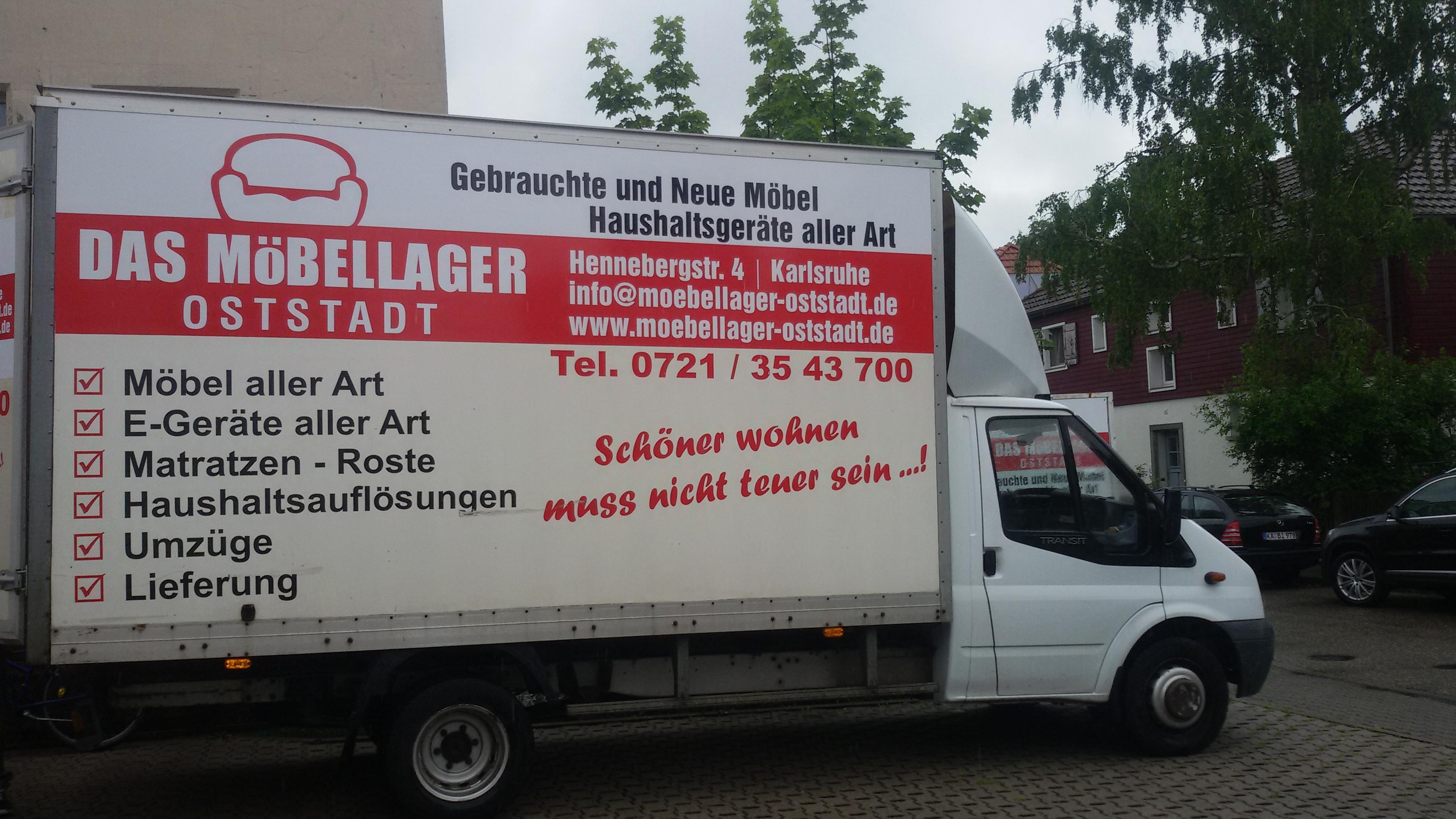 Möbel Karlsruhe das möbellager oststadt leistungen